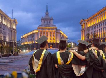Σπουδές στην Βουλγαρία